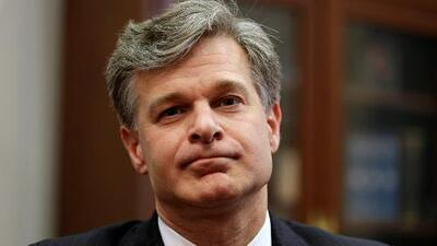 Christopher Wray, candidato a director del FBI, dice que es leal a las leyes y la Constitución