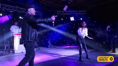 World Premiere of Si Una Vez music video live from San Antonio