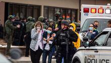 Las imágenes que se repiten: estos son los tiroteos masivos más mortales de este año
