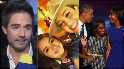 José Ron ya encontró nuevo amor, Rubí conoció a Thalía y tienes que ver los nuevos amiguitos de las hijas de Obama