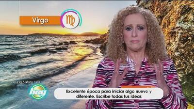 Mizada Virgo 11 de noviembre de 2016