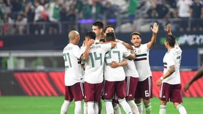¡Inicio alentador! En su historia, México arranca por novena ocasión un año futbolístico con cuatro triunfos en fila