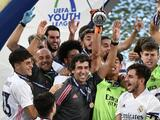 ¡Campeón! Real Madrid y Raúl se coronan en la UEFA Youth League