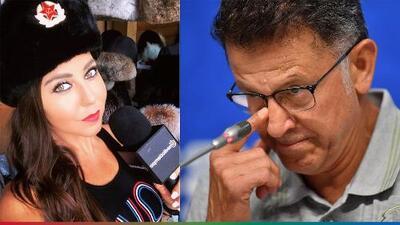 Revelan supuesta aventura amorosa de Osorio en el Mundial