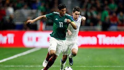 México vs. Croacia: horario y como ver el partido amistoso