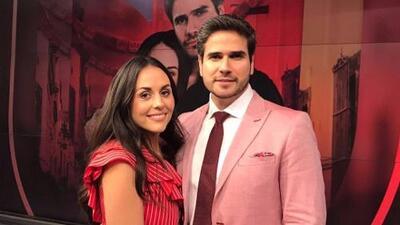 Daniel Arenas y Zuria Vega confiesan no ser la pareja perfecta