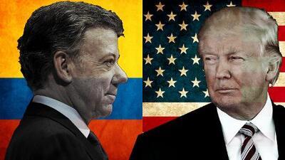 El presidente Santos espera blindar los fondos para la paz durante su visita a Washington
