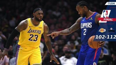 Clippers le gana a Lakers la primera batalla de Los Ángeles