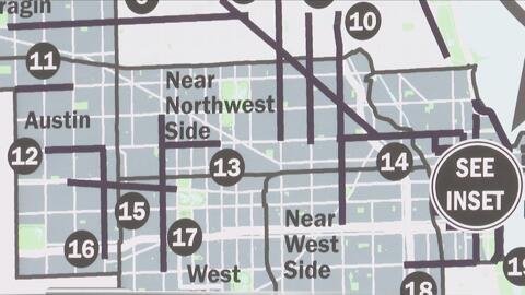 Anuncian un plan para reducir las fatalidades de tráfico en Chicago