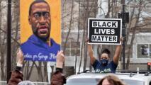 """""""Hay que seguir luchando"""": el llamado de Black Lives Matter tras veredicto contra Chauvin por muerte de George Floyd"""