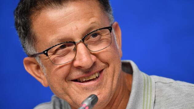Juan Carlos Osorio vuelve a casa