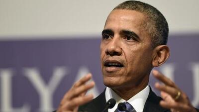 """Obama considera un """"error"""" enviar tropas a Siria a combatir a Estado Islámico"""