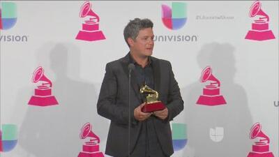 ¡Aplausos a los ganadores de los Latin Grammy!