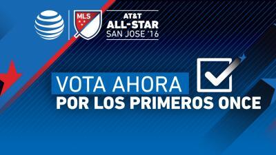 Ya puedes votar por tus jugadores favoritos para el Partido de las Estrellas de la MLS 2016