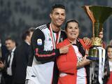 La madre de Cristiano Ronaldo desea que su hijo regrese al Sporting de Portugal