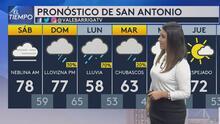 Persistirán los cielos mayormente nublados este fin de semana en San Antonio