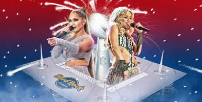 Miami se emociona con el Super Bowl más latino de la historia