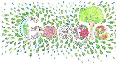 Una niña boricua seleccionada en el  concurso nacional  'Doodle 4 Google'