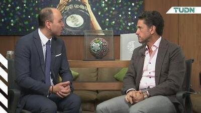 Exclusiva | Presidente de Santos y una década de éxitos del TSM