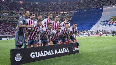 Chivas jugará tres amistosos en Estados Unidos durante su pretemporada