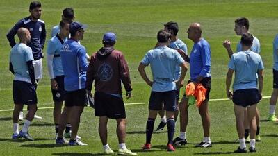 Puebla inicia pretemporada con solo dieciséis jugadores