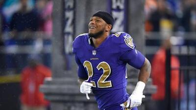 CB Jimmy Smith de Baltimore, suspendido cuatro juegos por amenazar a su ex novia
