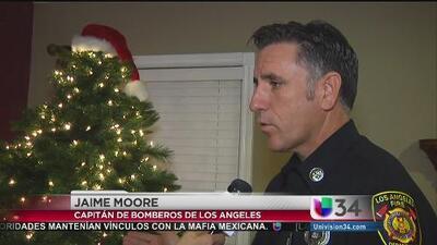 ¡Alerta! Adornos navideños pueden causar tragedias