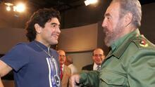Maradona y Fidel, dos amigos que murieron el mismo día