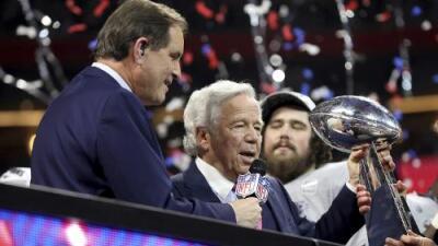 La NFL es la mina de oro de los deportes profesionales