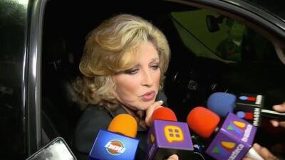 """Angélica María """"está muy triste"""" por dos razones personales (que no tienen que ver con su hija Angélica Vale)"""