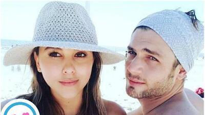 Horacio Pancheri y Paulina Goto desmienten rumores de ruptura con mensajes de amor