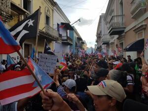 📸 Desde el ojo del puertorriqueño: así se han vivido las protestas de las últimas semanas en la Isla