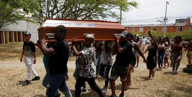 Otra matanza: 9 jóvenes muertos en Colombia solo días después de un ataque que dejó 5 adolescentes asesinados