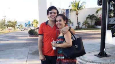 Exclusiva: la madre del cantante de regional mexicano desaparecido nos relata su desesperación