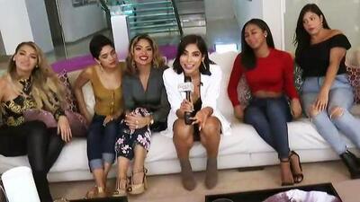 ¿Qué tal se llevan las chicas en la mansión NBL-U? Alejandra Espinoza se los preguntó de frente