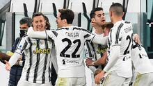 Juventus se impone ante el Spezia en Turín