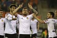 Valencia 2-2 Rayo Vallecano: El Valencia rescata un punto ante un Rayo superior