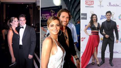 Las parejas que han desfilado por alfombra de los 'Premios TVyNovelas'