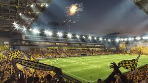Columbus jugará 3 o 4 partidos en MAPFRE Stadium antes de mudarse