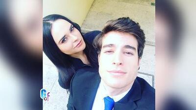 ¿Hay algo más que una amistad entre Fabiola Guajardo y Danilo Carrera?