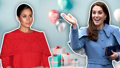 Kate Middleton sería la anfitriona del segundo 'baby shower' de Meghan Markle
