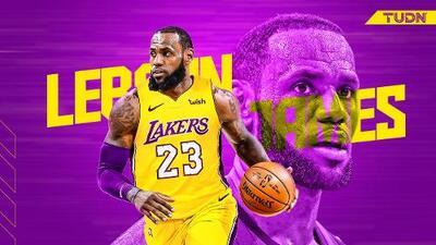 LeBron James sigue edificando su legado en Los Ángeles