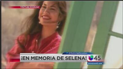 En memoria de Selena, la reina del Tex-Mex