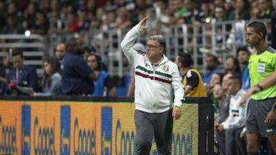 'Tata' Martino les dará oportunidad a jugadores jóvenes en las próximas dos fechas FIFA