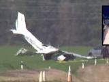Mujer está en estado crítico de salud tras estrellarse una avioneta en Fayetteville