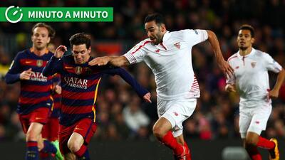 Así vivimos la final de la Copa del Rey entre Barcelona y Sevilla