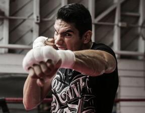 Gilberto 'Zurdo' Ramírez listo para proteger su título mundial