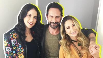 Geraldine Bazán alista su regreso a las telenovelas en medio de un divorcio (y en compañía de Julián Gil)