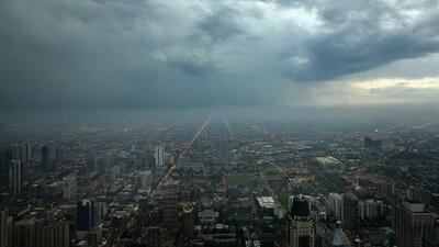Chicago volverá a tener condiciones de tiempo severo hacia el final de la noche de este miércoles