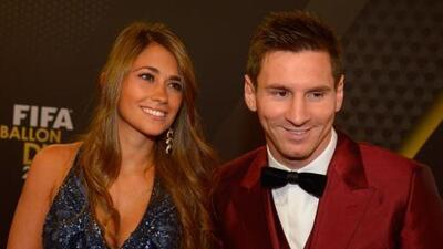 Revelan los detalles de la boda de Messi y Antonella Roccuzzo